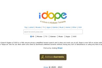 iDope Kickass Torrent